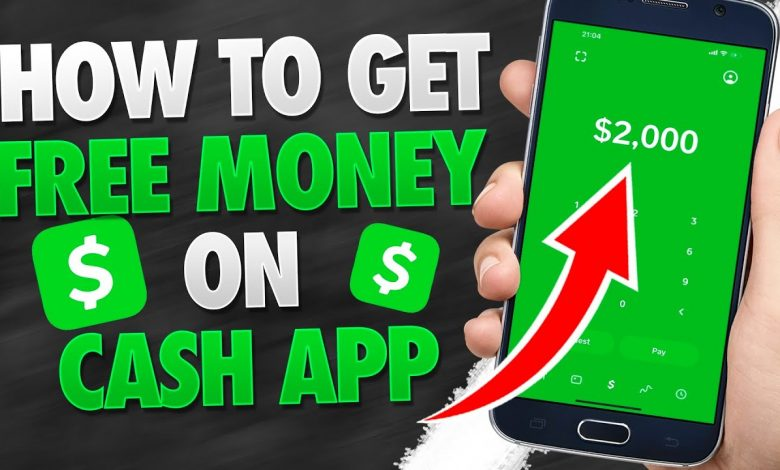 How to get free money on cash app 2020 ?